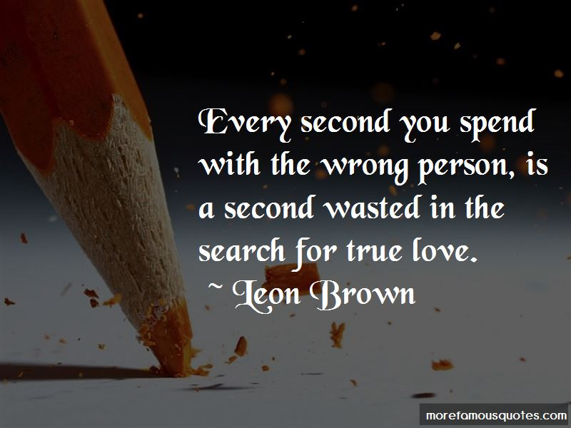 Quotes About The Search For True Love