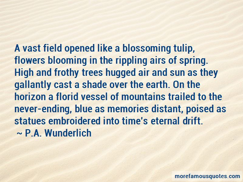 Quotes About Tulip Flowers