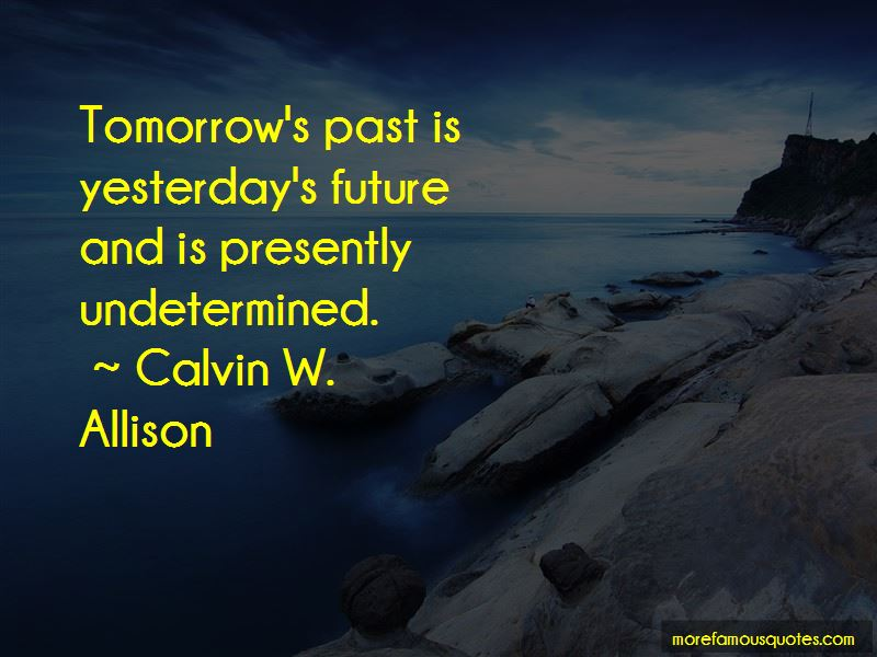 Quotes About Undetermined