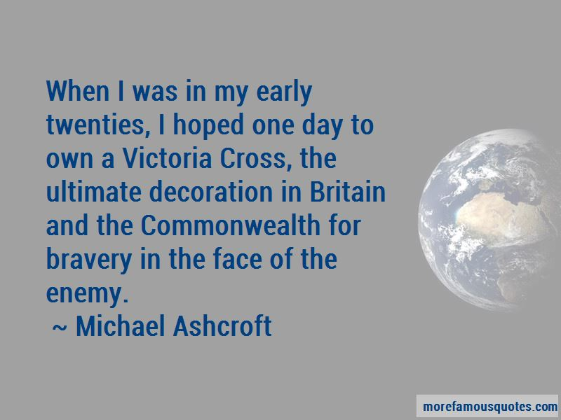 Quotes About Victoria Cross