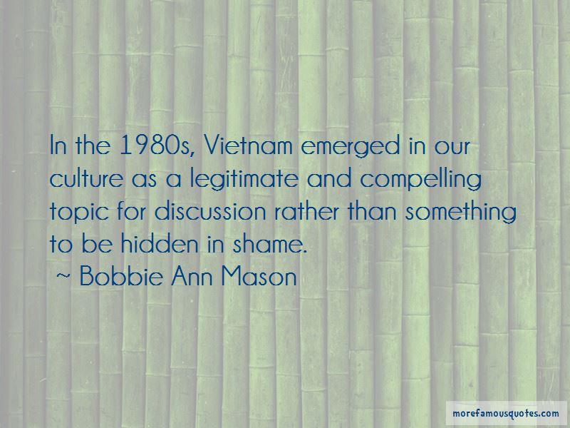 Quotes About Vietnam Culture