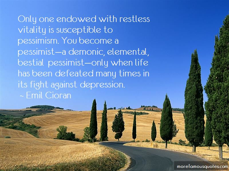 Quotes About Vitality