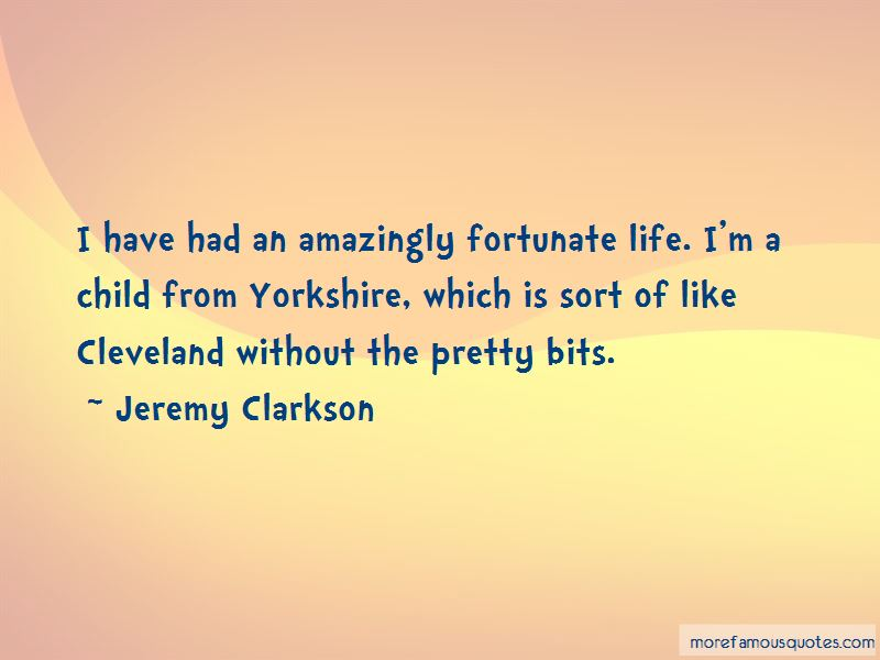 Quotes About Yorkshire