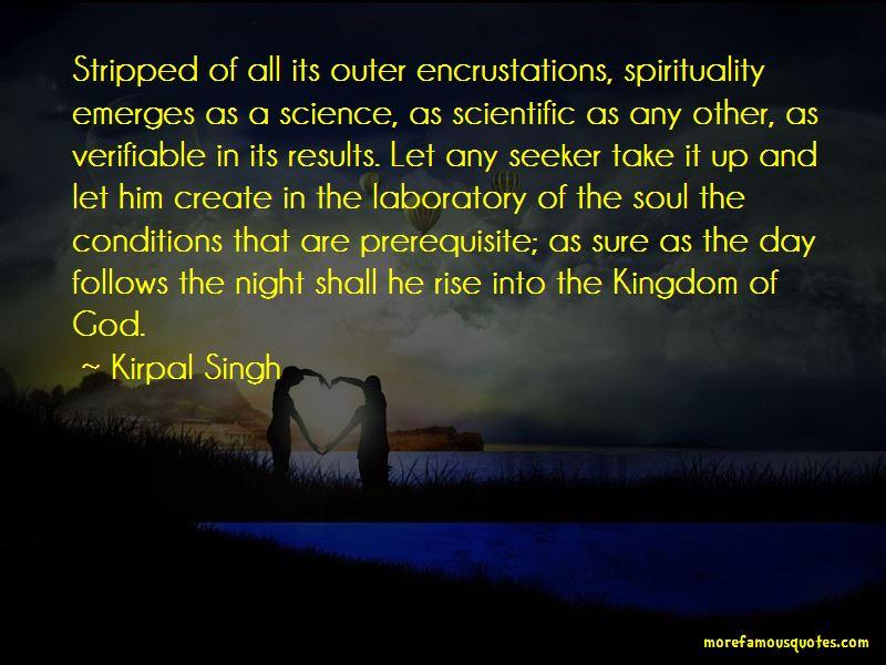Science Vs Spirituality Quotes