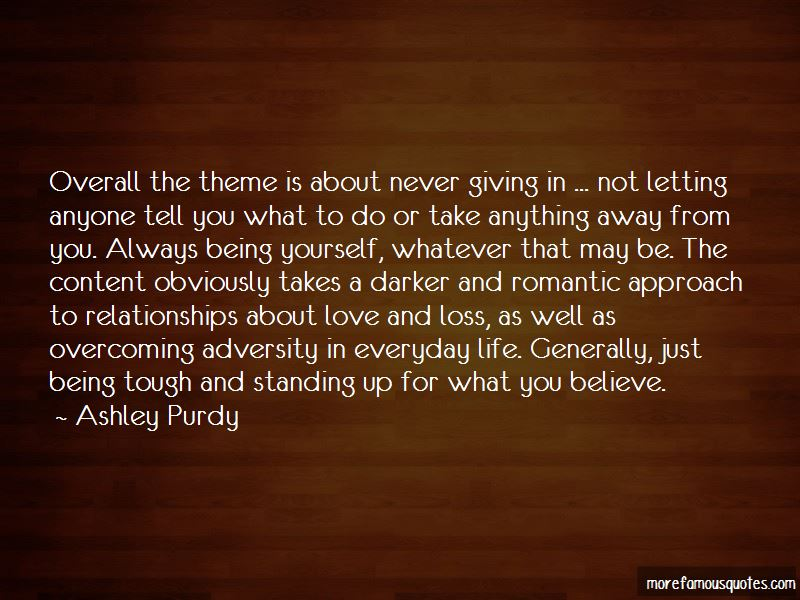 Standing By What You Believe Quotes Pictures 2