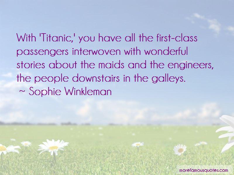 Titanic Passengers Quotes Pictures 4