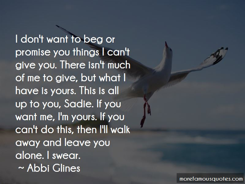 Want To Walk Alone Quotes Pictures 2