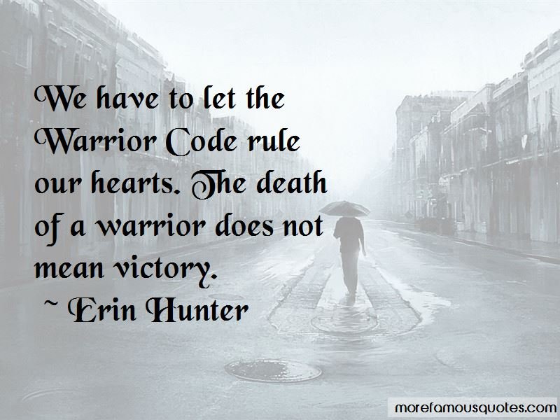 Warrior Victory Quotes