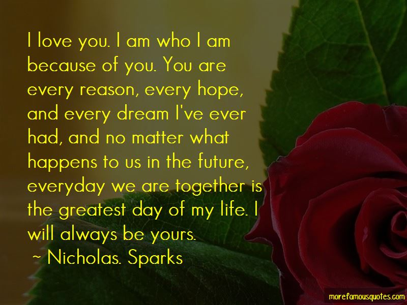 You Are What You Dream Quotes