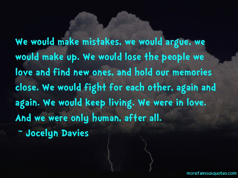 After Fight Love Quotes