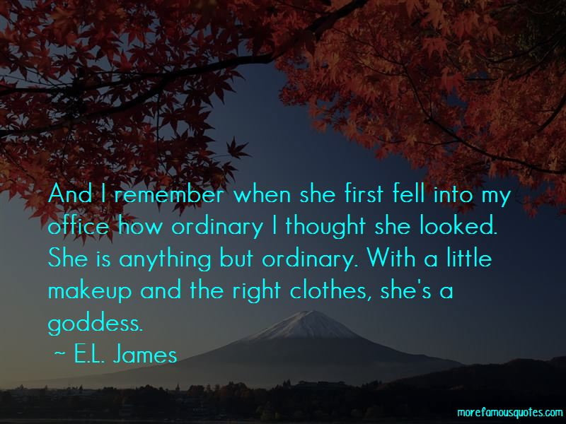 Anything But Ordinary Quotes Pictures 2