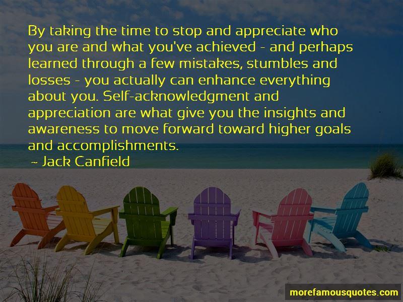 Appreciate Who You Are Quotes