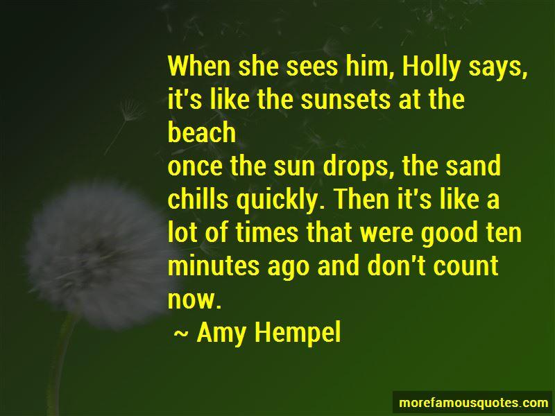 Beach Sun Sand Quotes