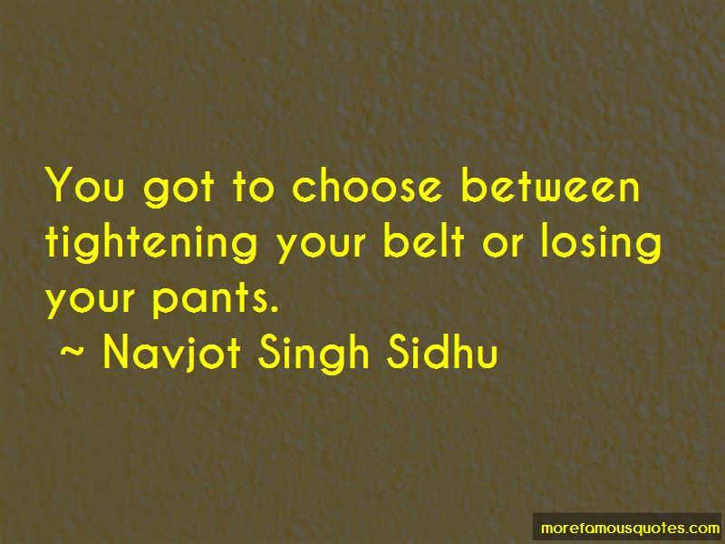Belt Tightening Quotes Pictures 4
