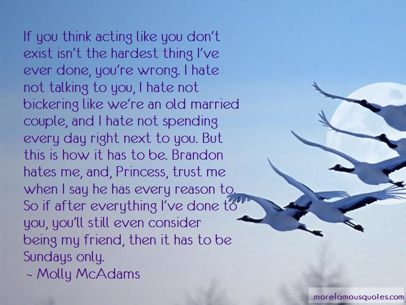 Bickering Couple Quotes
