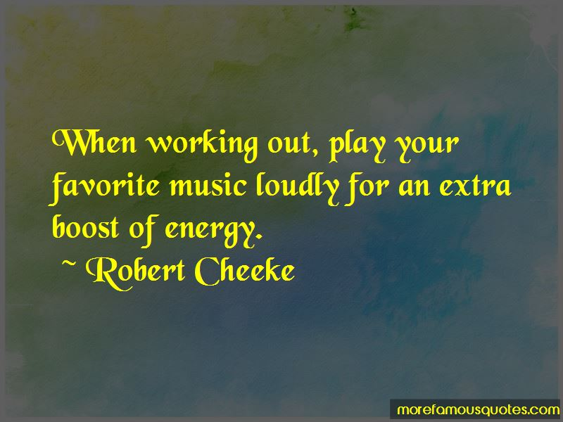 Boost Your Energy Quotes