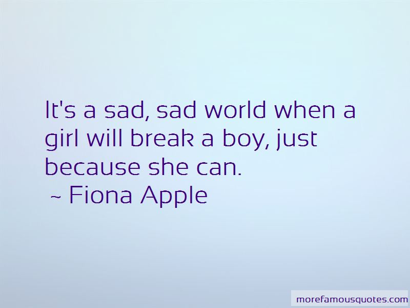 Boy Girl Sad Quotes Pictures 4