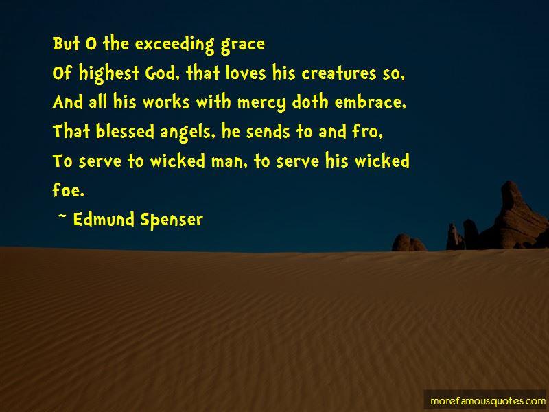 Exceeding Grace Quotes