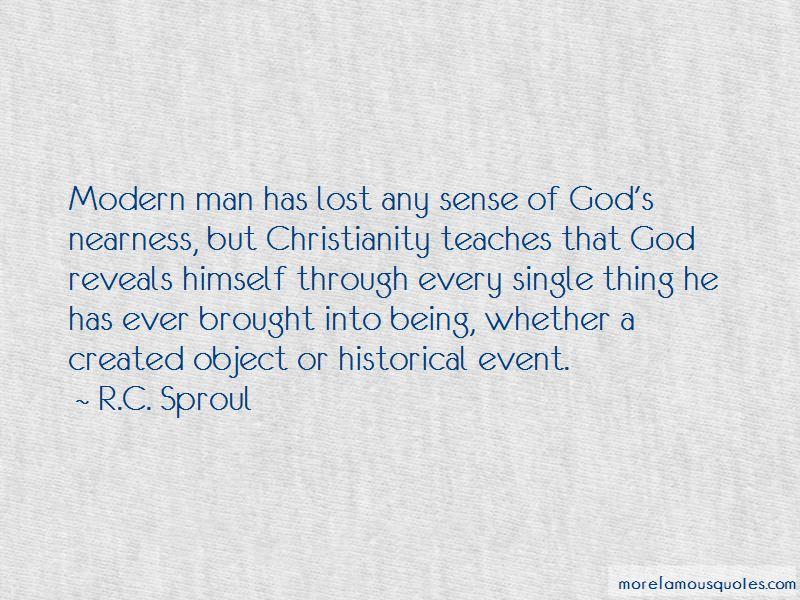 God Reveals Himself Quotes