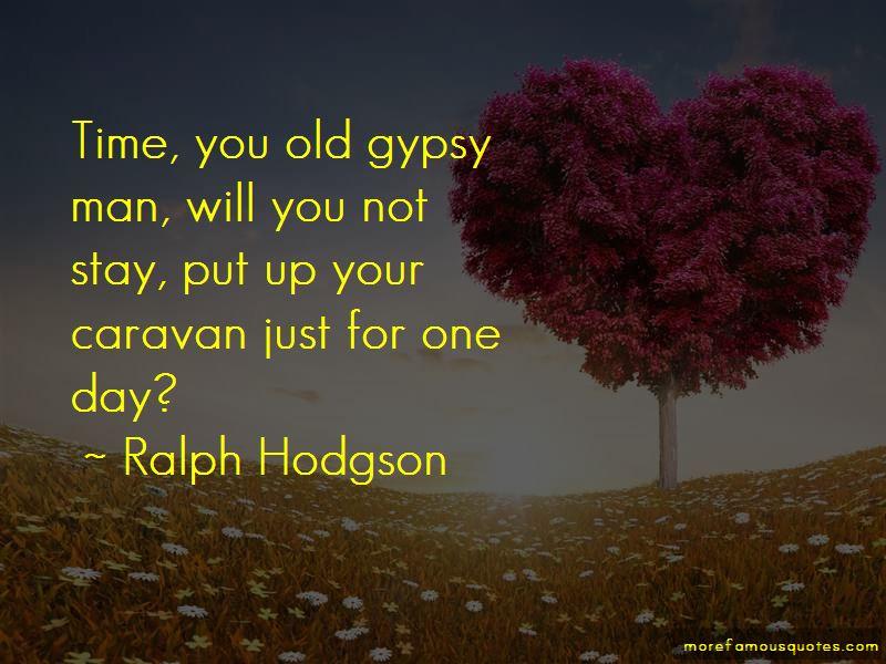 Gypsy Caravan Quotes Pictures 3