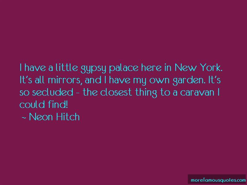 Gypsy Caravan Quotes Pictures 4