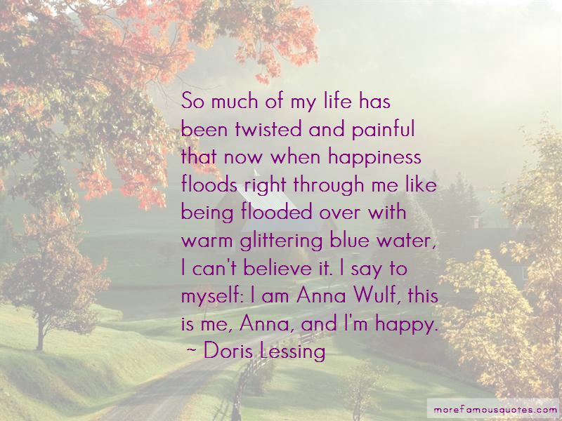 Happy With Life Right Now Quotes