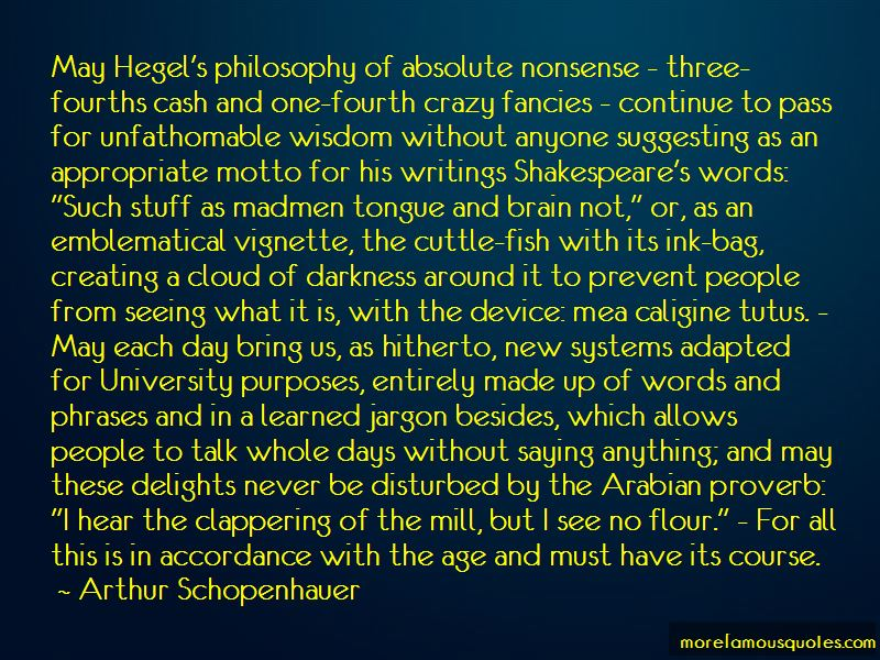 Hegel's Quotes