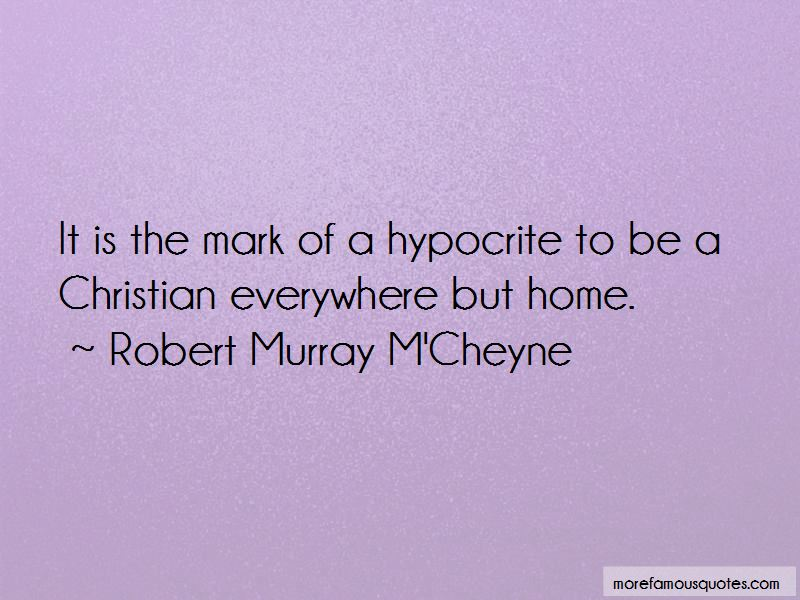 Hypocrite Christian Quotes: top 7 quotes about Hypocrite ...