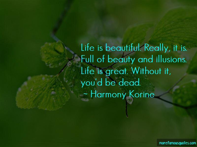 Life Full Beauty Quotes Pictures 3