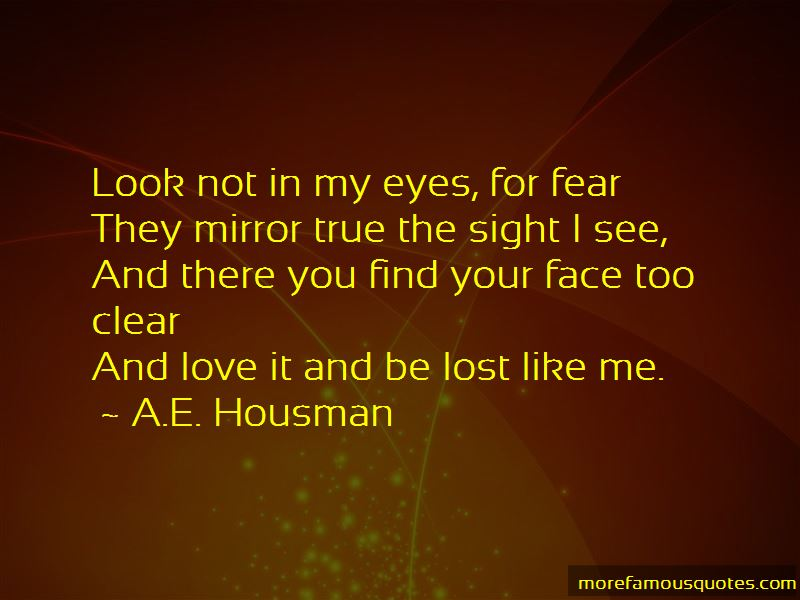 Lost My True Love Quotes Pictures 3