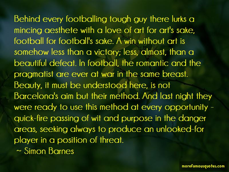 Love Football Player Quotes