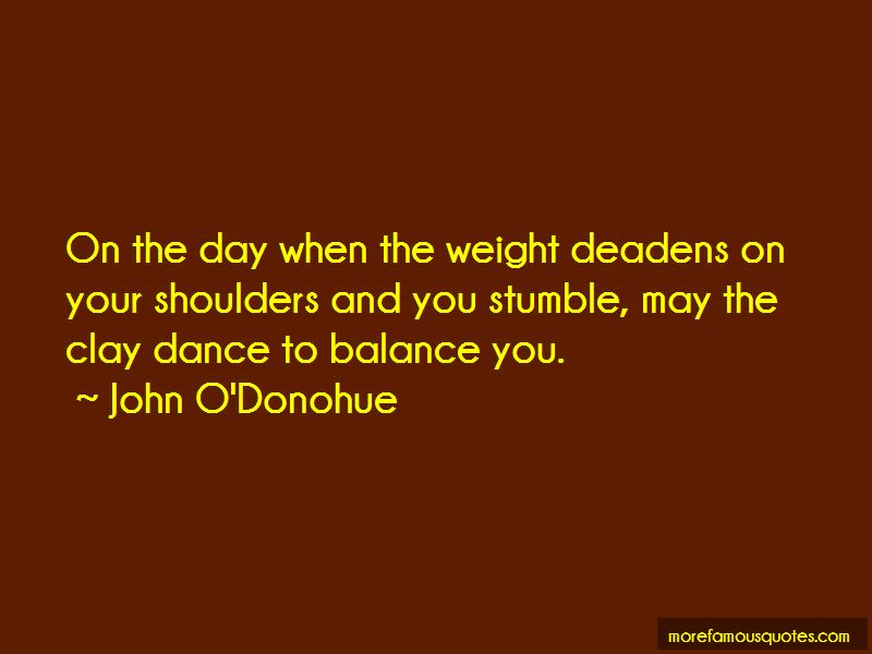 On Your Shoulders Quotes