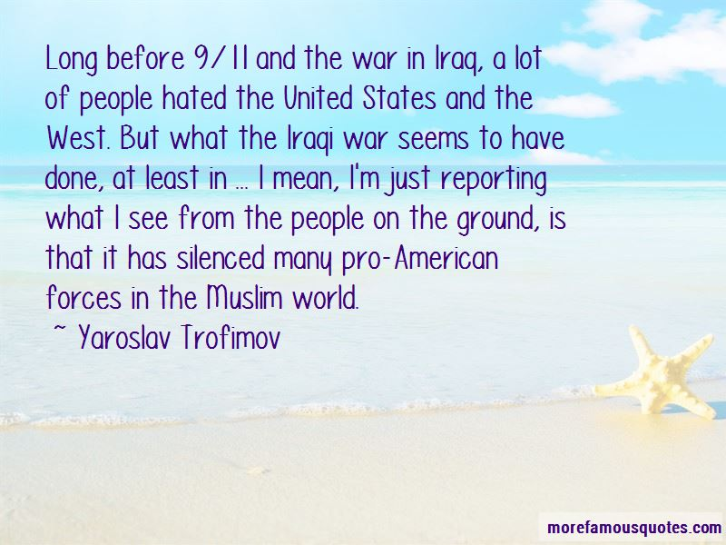 Pro Iraq War Quotes Pictures 4