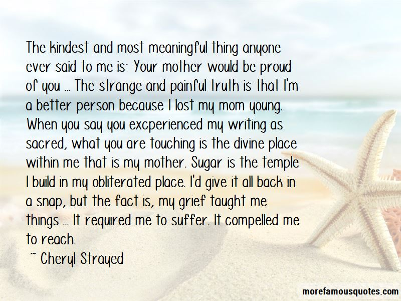 Proud Young Mother Quotes Pictures 3