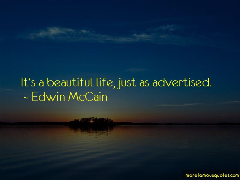 Quotes About A Beautiful Life