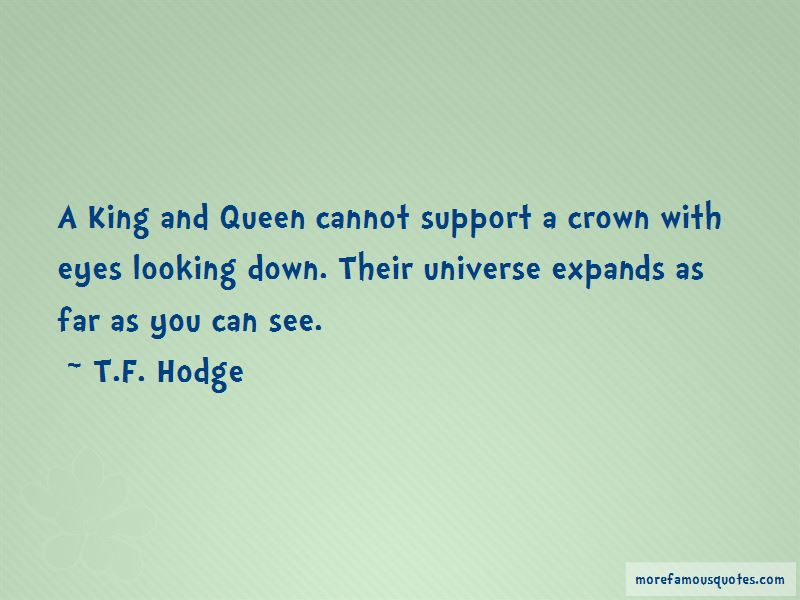 Quotes About A King And Queen