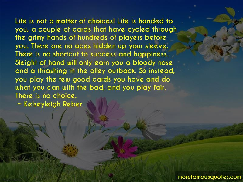Quotes About Aces