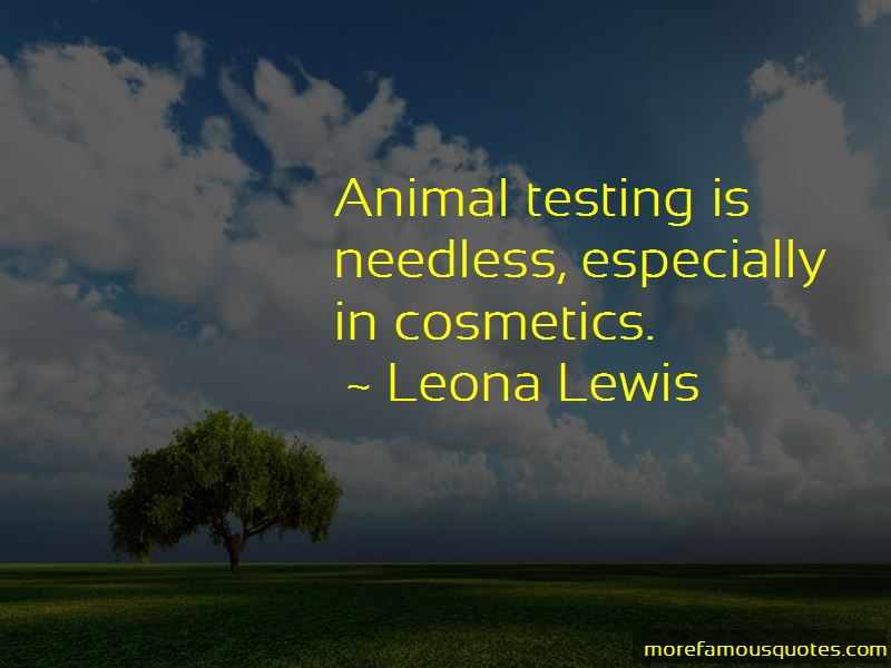 Animal Testing Quotes Pictures 3