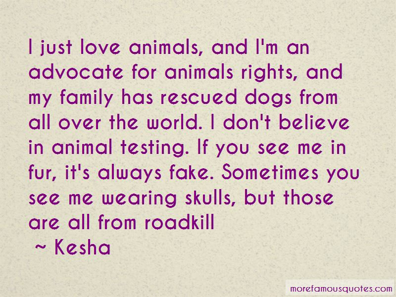 Animal Testing Quotes Pictures 4