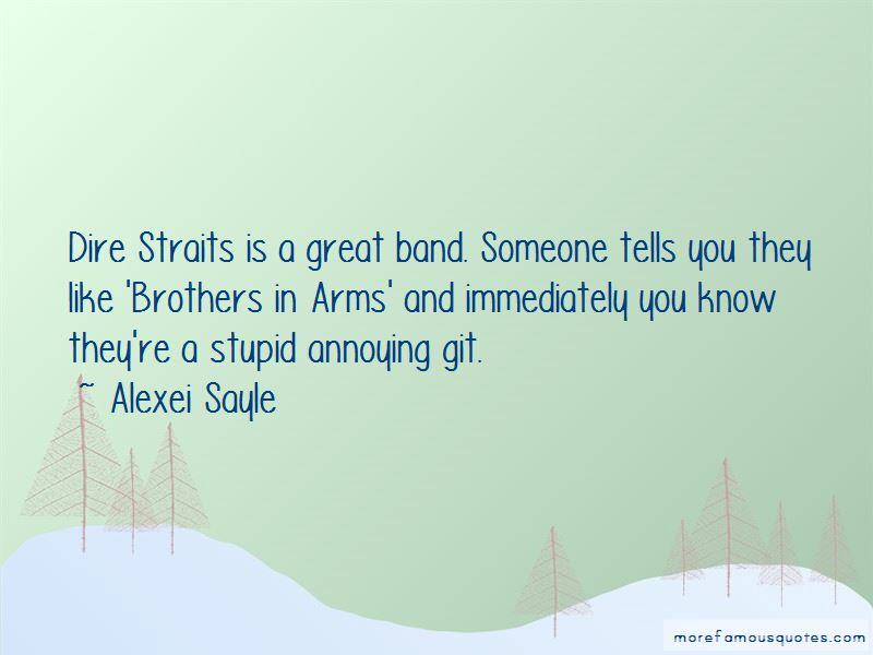 Quotes About Annoying Brothers