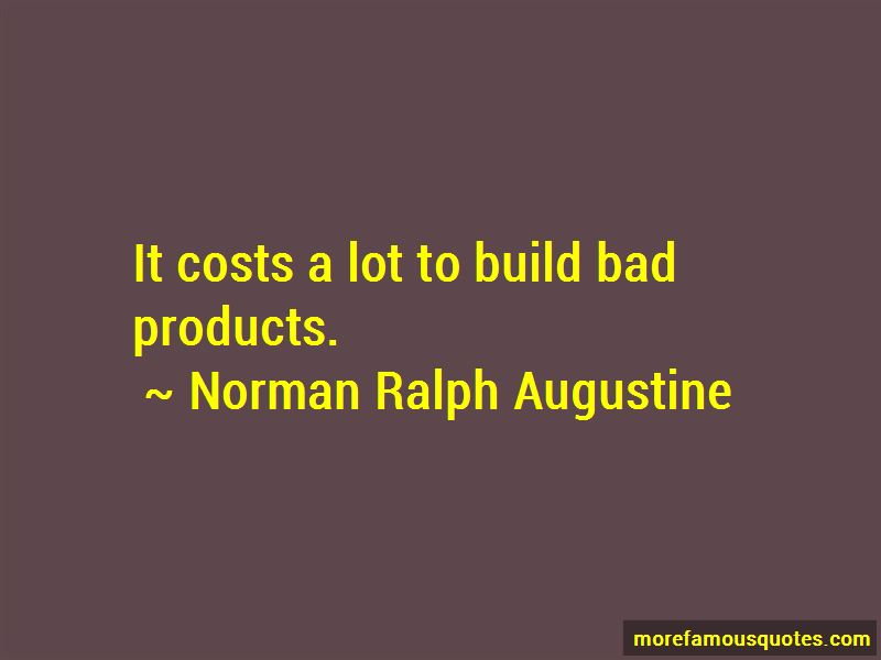 Quotes About Bad Products