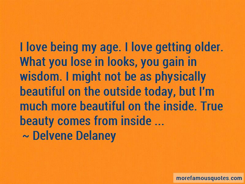 Quotes About Being Beautiful Inside And Outside: top 6 Being ...
