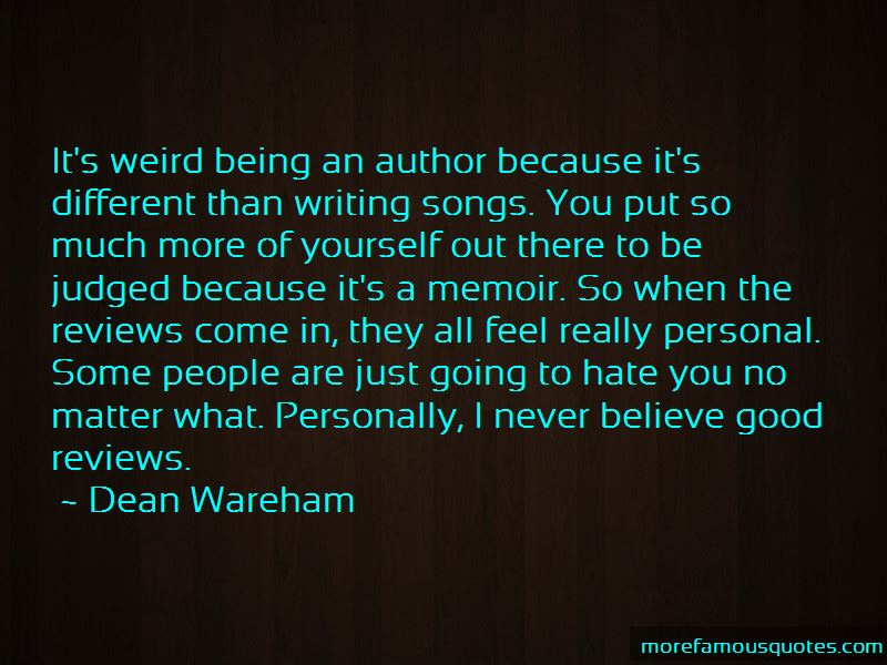 Quotes About Being Weird And Yourself