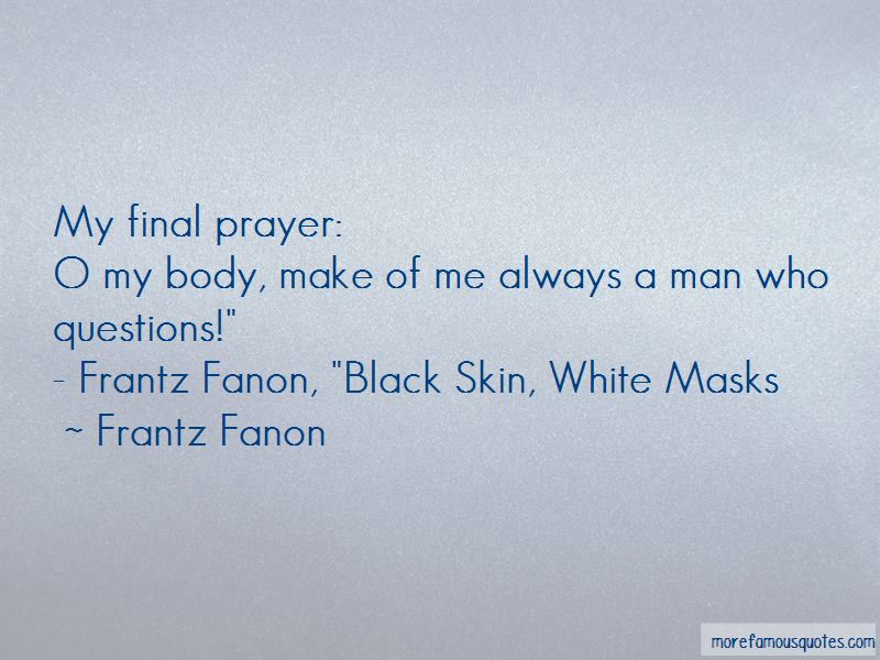 Quotes About Black Skin