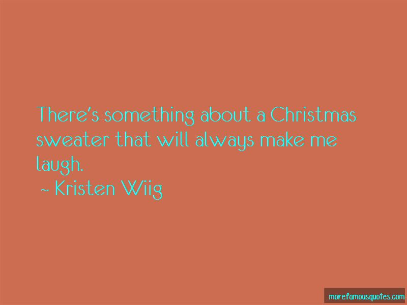 Quotes About Christmas Sweater: top 6 Christmas Sweater quotes from ...