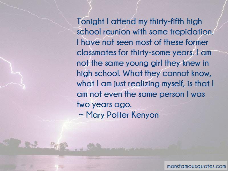 Quotes About Classmates Reunion