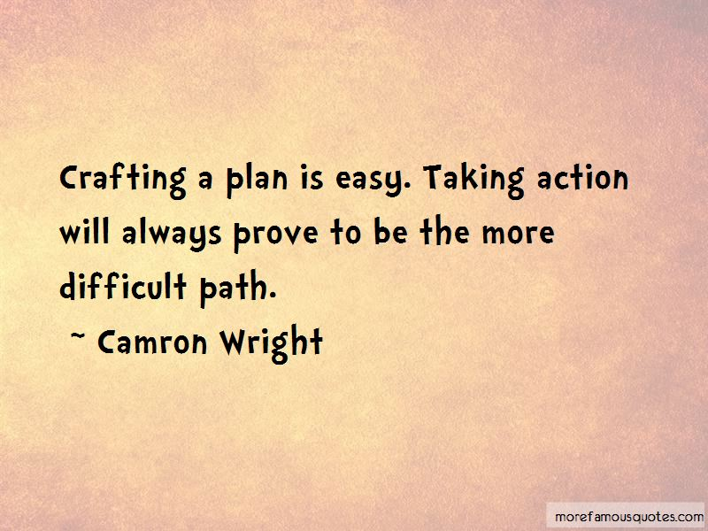 Quotes About Crafting