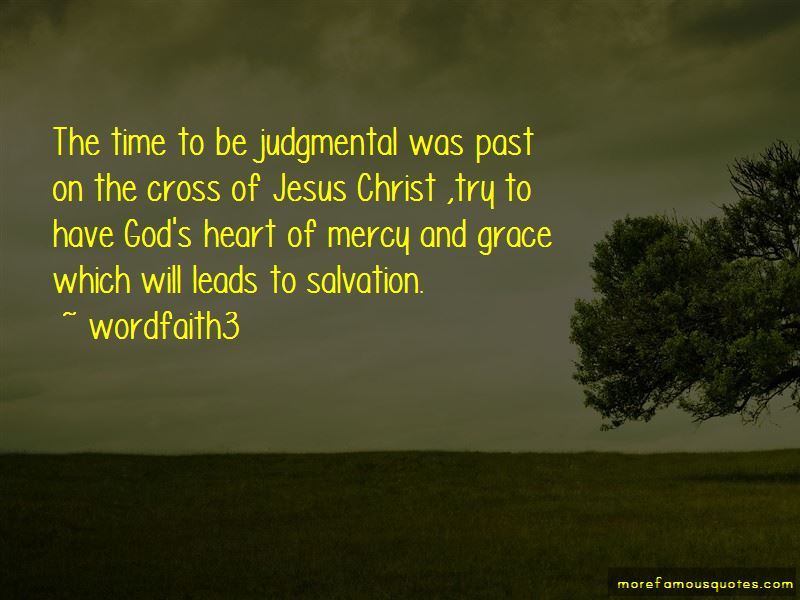 Quotes About Cross Of Jesus