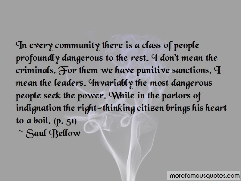Dangerous Leaders Quotes Pictures 3