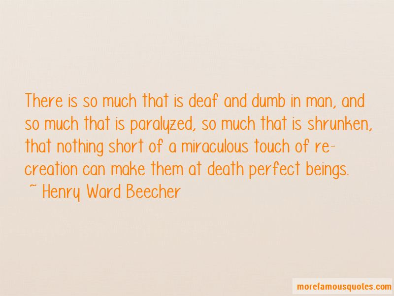 Quotes About Deaf And Dumb